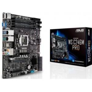 Asus WS C246M PRO/SE Intel Socket LGA1151 Motherboard