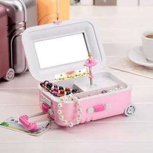 Kids Music Suitcase - Pink