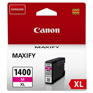 CANON PGI-1400XL MAGENTA INK CARTRIDGE