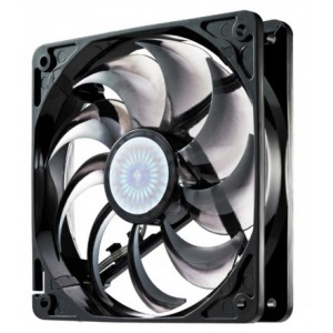 CM SICKLEFLO 120MM CHASSIS COOLING FAN - NO LED