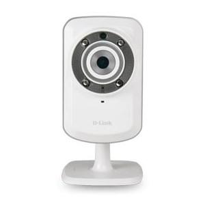 D-Link 802.11n Home Network Camera, D-ViewCam, MyDLink Wireless
