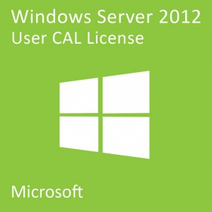 Microsoft Windows Server 2012 User CAL - Open - NL