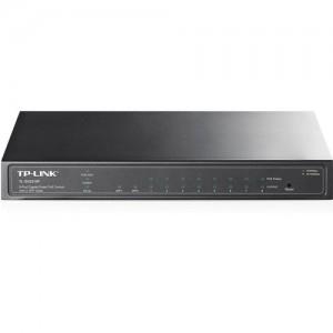 TP-Link TL-SG2210P 8-Port Gigabit PoE Smart Switch with 2 SFP Slots