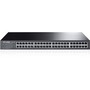 TP-LINK 48-Port 10/100Mbps Rackmount Switch