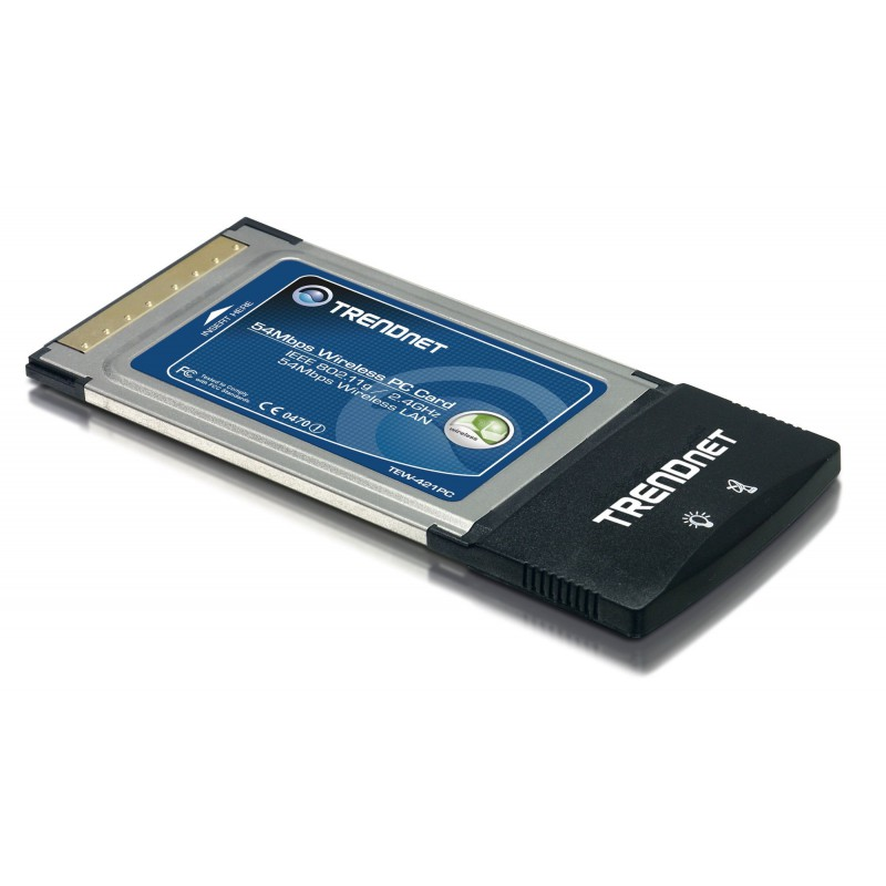 TRENDnet 54Mbps Wireless G PC Card