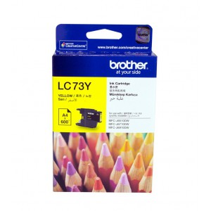 Brother Yellow Ink Cartridge for MFCJ6510DW
