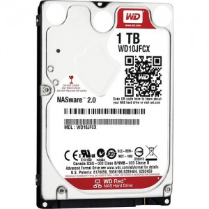 "WD 1TB WD Red SATA 2.5"" OEM Internal HDD"