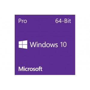 Windows 10 Pro 64Bit ENG INTL 1PK DSP DVD