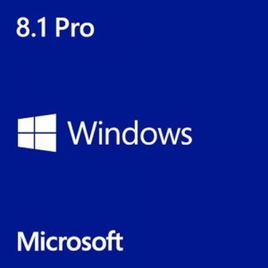 Windows 8.1 Professional 64-Bit - System Builder (OEM) - Windows