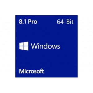 Windows 8.1 Pro 64-Bit DVD - OEM