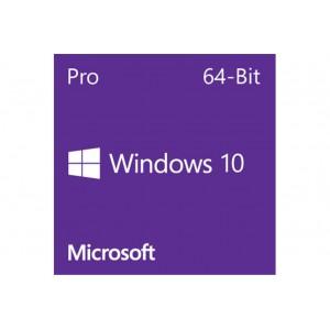 Windows Pro 10 x64Bit Eng Intl 1pk DSP OEI DVD