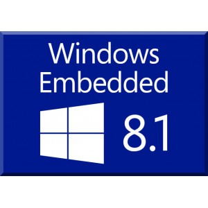 Windows 8.1 Embedded Industry Pro Retail License