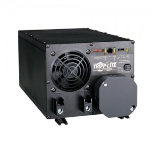 Tripp Lite APSINT2012 Intl Inverter/Charger 2000W 12VDC-230VAC RJ45 60A Hardwired