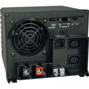 Tripp Lite APSX1250 Lite PowerVerter APS X Series 1250W Charger Inverter - 12V DC - 230V AC - Continuous Power:1250W