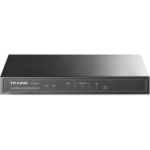 TP-LINK 5 Port Multi-WAN Router - Small Office And Net Cafe