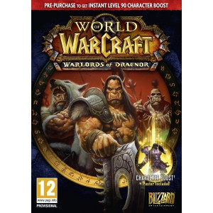 WoW Warlords Of Draenor PC Game