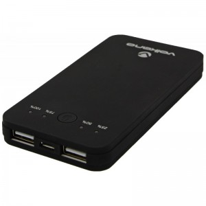 Volkano Erupt Series 4000mAh - 2A OUTPUT CHARGES FOR TABLETS AND PHONES