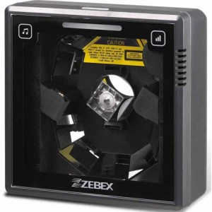 Zebex Z-6182 Advanced Dual Laser Omni-directional Vertical Scanner