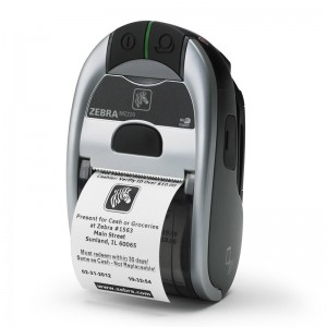 Zebra iMZ220 DT 203dpi Mobile Printer EU, CPCL/ZPL, Bluetooth