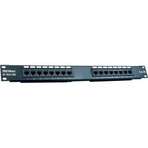 TRENDNET 16 WAY CAT5 PATCHPANEL