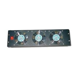 CABINETMASTER 3U AC FAN PANEL