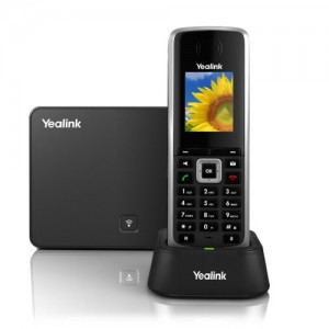 YEALINK W52P IP DECT PHONE WITH BASE
