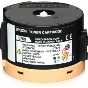 Epson Standard Capacity Toner Cartridge Black 2.5k AL-M200/MX200