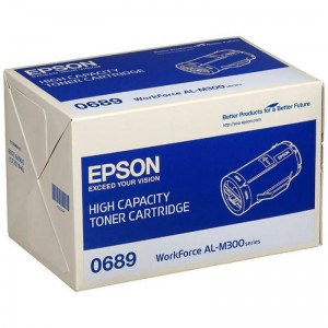 Epson High Capacity Toner Cartridge Black 10k AL-M300/MX399.