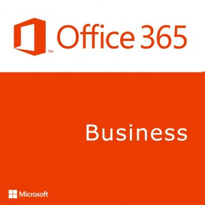 Microsoft Office 365 Business - 1TB OneDrive - 1yr Subscription Licence