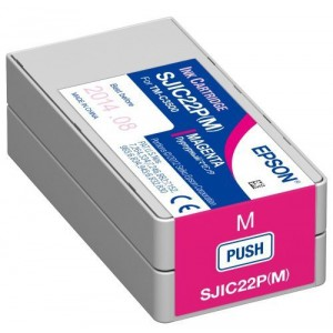 Epson DURABrite® Ultra Pigment TM-C3500 Magenta Ink Cartridge
