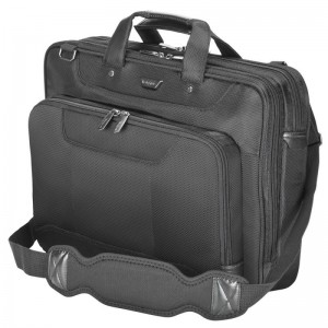 "Targus CUCT02UA14EU-52 Corporate Traveller Topload Case: 14"" Notebook Traveler Case, Black, 1680D Ballistic Nylon"