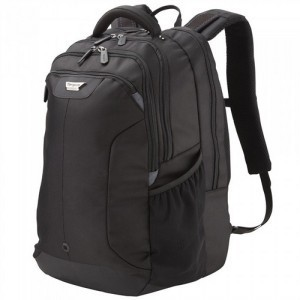 "Targus CUCT02BEU-52 Corporate Traveller: Up To 16"" Notebook Traveler Case, Black, 1680D Ballistic Nylon"