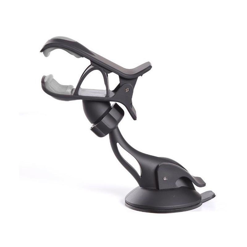 Universal Car Windscreen Holder - Grey