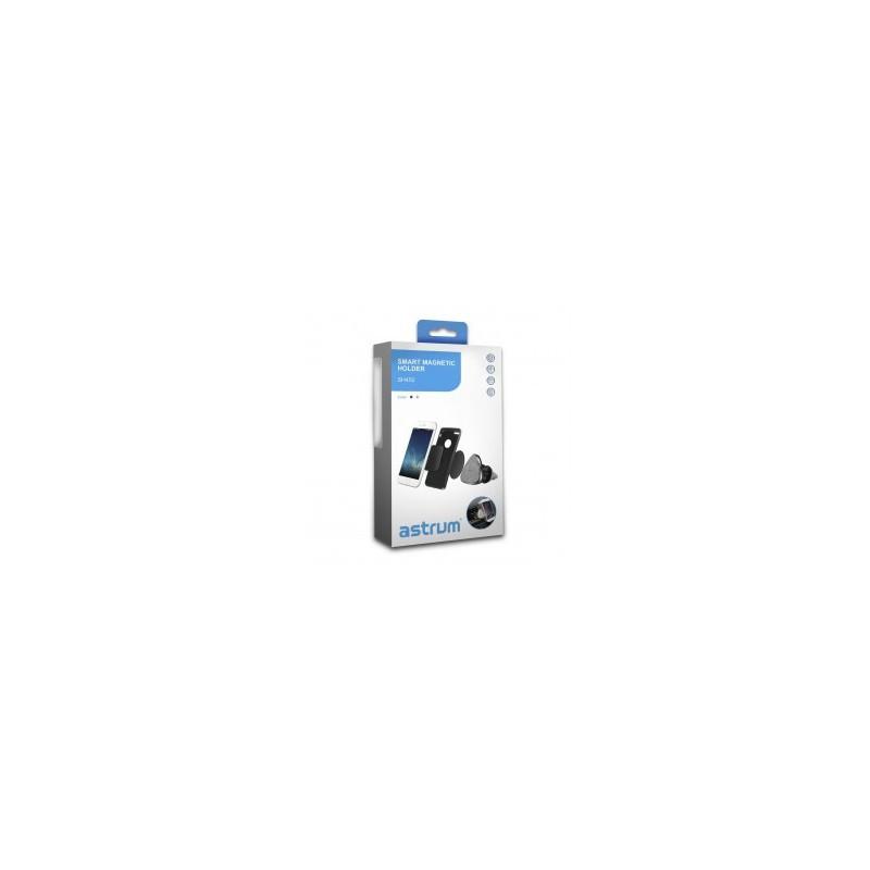 Universal Car Air Vent Magnetic Holder - Black