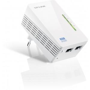 TP-LINK TL-WPA4220 AV500 Powerline 300M Wi-Fi Extender/Wi-Fi Booster/Hotspot