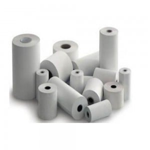 Unique 80x83mm Thermal Till Roll for Thermal Receipt Printers (L2 B1)