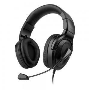 Speedlink SL-8796-BK Medusa 5.1 True Surround USB Gaming Headset for PC - Black