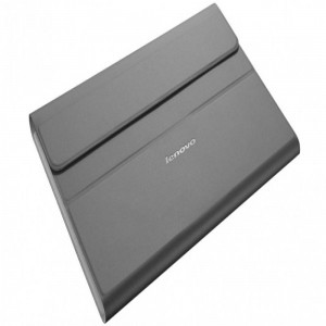 Lenovo Tab 2 A10-70 Folio Case and Film - Grey