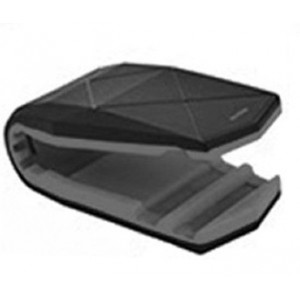 Universal Dashboard Mobile Holder - Grey