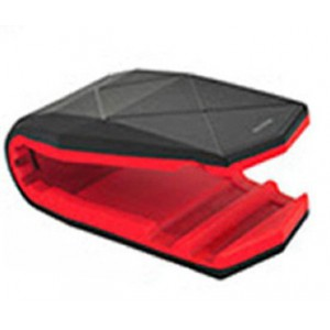 Universal Dashboard Mobile Holder - Red