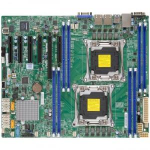 Supermicro X10DRL E5-2600V3 Server Mother Board