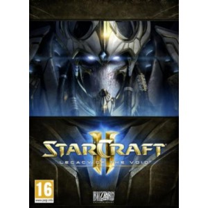 Blizzard Star Craft 2 - Legacy Of The Void PCDVD