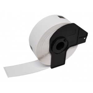 1 x DK11201 (29mm x 90mm) White Standard Address Labels (400 Labels per Roll)
