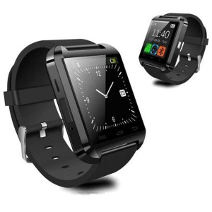 """Bluetooth Smart Watch Android 1.44"""" (Black)"""