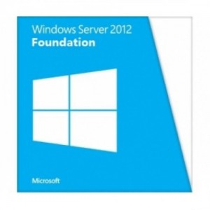 Windows 2012 Foundation 64-BIT Server