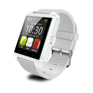 """Bluetooth Smart Watch Android 1.44"""" (White)"""