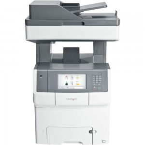 Lexmark X748de  Multifunction Color Laser Printer