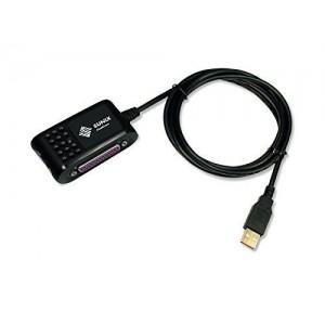 Sunix USB to 1-Port Parallel (DB25) Adapter (UTP1025B)