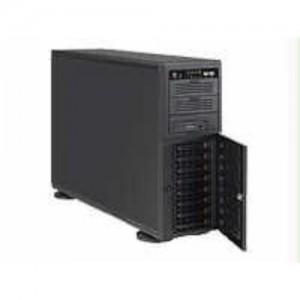Supermicro 865 Watt 4U Tower/Rackmount Server Chassis, Black (CSE-743TQ-865B-SQ)