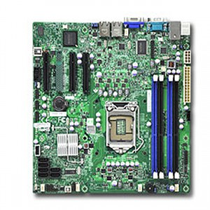Supermicro X9SCL Server Board - 813MTQ